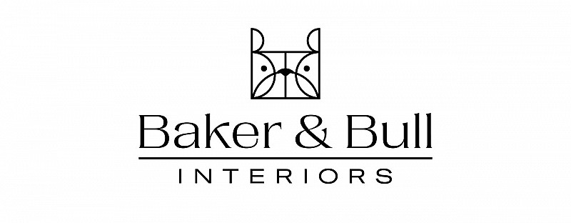 Baker & Bull Interiors Logo Mark Selected to Appear in Communication Arts 2021 Typography Annual