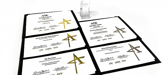 UnderStory Wins Big at the 2020 American Advertising Federation Addy Awards Gala
